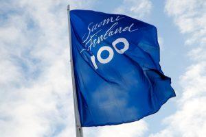 Perintäritari Suomi 100 kampanja
