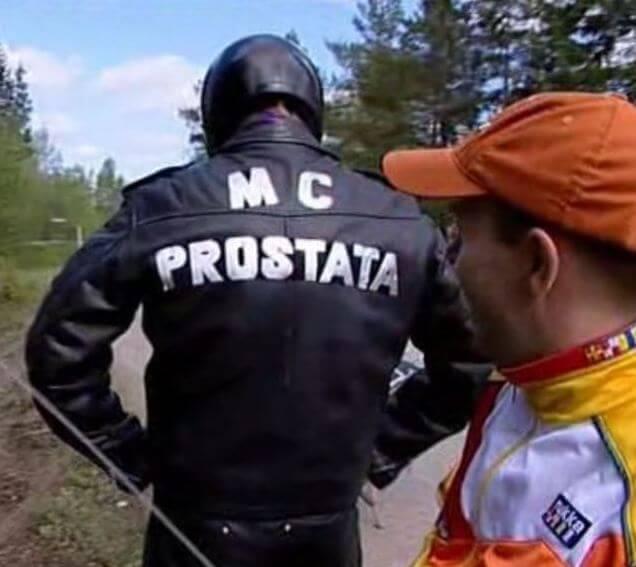 Perintäritarin uusi yhteistyökumppani MC Prostata