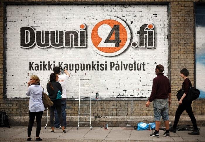 Duuni24 saattoi yhteen työn tarjoajat ja sitä tarvitsevat nettialustallaan