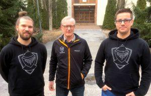 Perintäritari Juha, Jussi ja Hannu