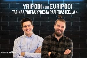 Yripodi for Evripodi podcast