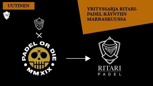 Yrityssarja Ritari-padel käynnistyy marraskuussa